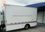 냉장된 트럭을%s Fpr/GRP에 의하여 격리되는 트럭 바디 또는 격리된 위원회