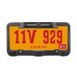 Nous TFT-LCD couleur de la licence de la vidéo de la plaque du capteur de stationnement