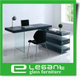 Rimuovere la scrivania di vetro piegata