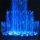 Диаметр 10м музыки под водой освещения сада фонтан