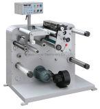 étiquette adhésive de 320mm fendant la ligne découpeuse Rewinder de machine