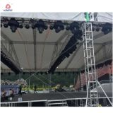Ферменная конструкция освещения квадрата Spigot высокого качества крупноразмерная алюминиевая