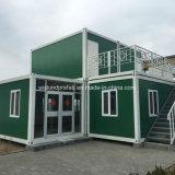 Casa bien hecha modificada para requisitos particulares del envase de los 20FT los 40FT