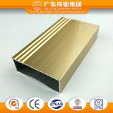 Strangpresßling-Profil des Aluminium-6061 6063 für Tür und Zwischenwand