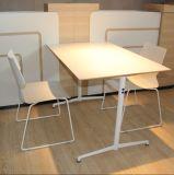 新しいデザイン木のダイニングテーブル