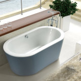 Acrylique autostable simple salle de bain baignoire (BG-7005C)