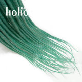 ضعف ينهى مزيج لون 20 بوصة ليّنة [دردلوكس] اصطناعيّة شعر إمتداد