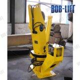 Kraan van het Dek van de Boot van de Boom van het Gewricht van Boblift de Beste Mariene voor Verkoop