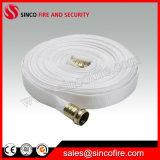 Tubo del PVC del tubo flessibile dello spruzzatore del fuoco della tela di canapa da 1 pollice