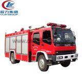 空港特別な使用水粉の泡の多機能の消火器のトラック