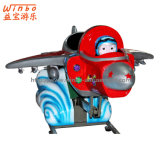 China Venta caliente de fábrica de Monedas Amusement columpio infantil Paseo de la máquina para Parque Infantil (K91)