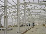 Fabriqué en Chine Q235 traitant la structure métallique/a préfabriqué la construction