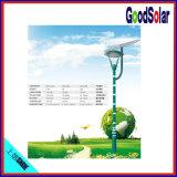 Bridgelux bricht Arbeitszeit 50000 Stunden 20W Solar-LED Garten-Licht-ab