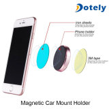 Universal no carrinho magnético do suporte da montagem do GPS Hud do telefone móvel da pilha do painel do carro