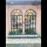 Retro finestra all'ingrosso del ferro di vecchio stile