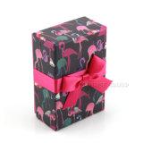 장식적인 관례에 의하여 인쇄되는 포장 마분지 선물 상자