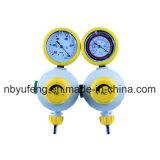 Yf-VAC01-BF reutilizables para ambulancia adaptador regulador de aspiración de BS