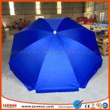 Des manifestations sportives de la publicité ferme parasol de plage