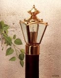 Post haut une lanterne (4413)
