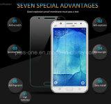 impronta digitale Tempered della protezione HD dello schermo curata 2.5D di vetro anti chiaramente per Samsung J5