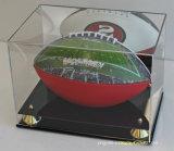 De UV Vitrine van de Voetbal van de Bescherming Acryl