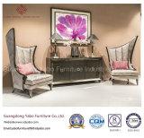 Muebles con estilo del hotel con la silla de ala distintiva para el pasillo (HL-2-6)
