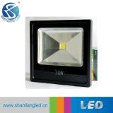 세륨 RoHS SMD 10W/20W/30W/50W/100W LED 옥외 빛 LED 플러드 빛