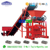 Petites machines des blocs Qtj4-35b2 concrets