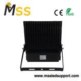150lm/W는 IP65 150W 보장 3 년을%s 가진 옥외 LED 투광 조명등을 방수 처리한다