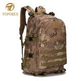 Professional táctico militar personalizada Bolsa caminatas Camping mochila de hombro doble