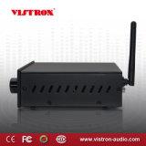 PA-Tonanlage-Audioverstärker-Aluminium-Gehäuse USB-Bluetooth FM Fernsteuerungs-