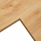 ワックスを掛けられた最上質HDF Unilin HDFの寄木細工の床の木によって薄板にされるフロアーリング