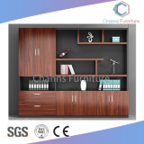 Gris élégant Office Cabinet Cabinet du fichier de conception simple (cas-FC31411)