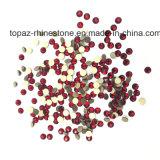 2088 оптовый Rhinestone Hotfix плоской задней части качества стекла 5A Non кристаллический (E-057 ss20dark Сиам)