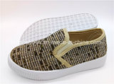 Детей Sneaker Pimps колодки ЭБУ системы впрыска пробуксовки колес на холсте обувь обувь (ZL1017-14)