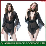 Lingerie sexy de couleur noire, commerce de gros lingerie sexy, fournisseur de lingerie sexy