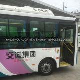 Omnibus turístico del omnibus eléctrico a estrenar para la venta