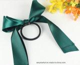 Elegante schöne Seide-und Satin-Haar-Gummibänderbowknot-Haar-Band-Haar-Gleichheit