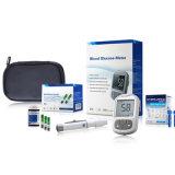 Mètre de glucose sanguin avec l'horloge d'alarme (BGM02)