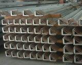 La barra de ángulo de aluminio 6061-T6 muchos clasifica disponible