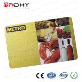 13.56proximidade MHz cartão do bilhete de papel de RFID para Transporte