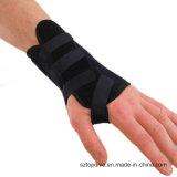 Trous réglable en néoprène respirant l'appui de la bande de poignet