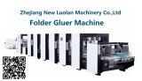 Informatizado y condición nueva máquina plegadora de encolado (GK-1200PC)