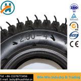 Gomma pneumatica della rotella per i vagoni (2.50-4)