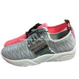 Новые ботинки конька отдыха ботинок холстины повелительницы Впрыски прибытия (YJ1216-21)