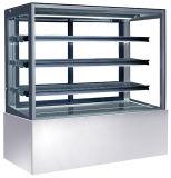 케이크 또는 송풍기 시스템 생과자 냉각장치 (ST780V-M)를 위한 상업적인 전시 카운터 냉각기