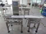 Het automatische Gewicht die van de Transportband Machine controleren Industrie van het Voedsel