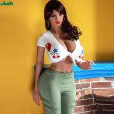 Jarliet 3D Liebes-Puppe-Frauen-grosses Brust-volles Silikon-reale Liebes-Puppe-Geschlechts-Puppe