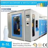 Le yogourt bouteille de lait Extrusion automatique de la machine de moulage par soufflage PEHD PP
