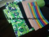 Weiches EVA-Farben-Schaumgummi-Blatt für rutschfeste Übungs-Matte